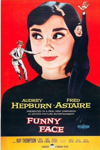 وجه مضحك Funny Face 1957