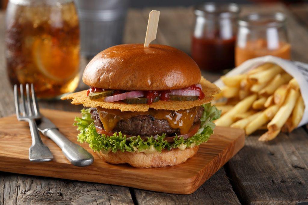 بلازا برجر Blaze Burgers