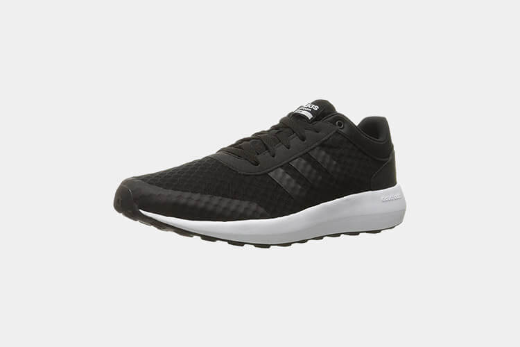 أديداس نيو Adidas NEO Men's Cloudfoam Race Running Shoe افضل حذاء للمشي 2018