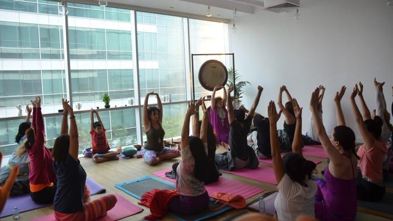يوغا هاوس دبي Yoga House