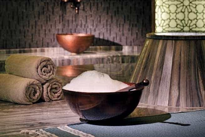 حمام مغربي في دبي جي دابليو ماريوت