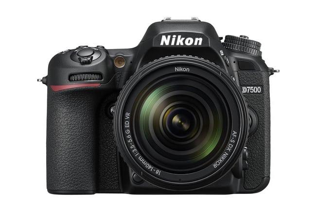 نيكون Nikon D7500 افضل كاميرا احترافيه رخيصه