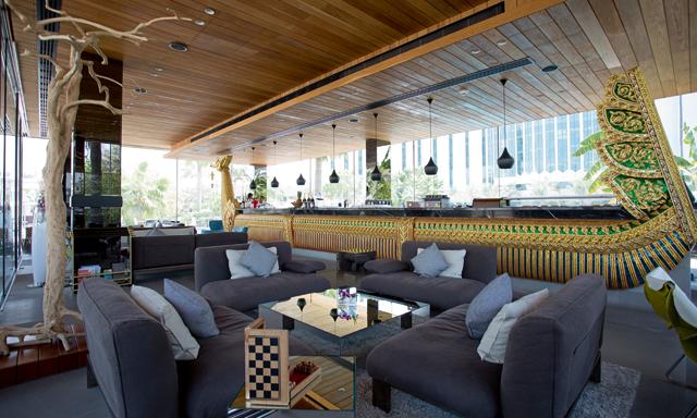 مطعم تاي لونج Thai Lounge البحرين
