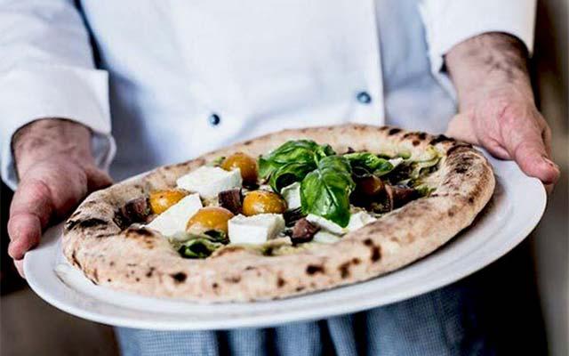 بيتزا I Dodici Gatti Pizza & Grill ميلانو