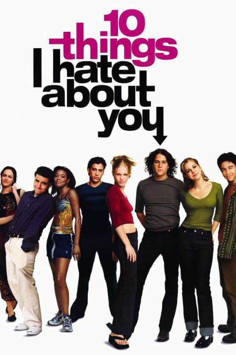 10 أشياء أكرهها بشأنك Things I Hate About You 1999