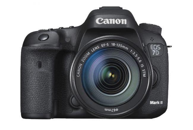 كانون Canon EOS 7D Mark II افضل كاميرا احترافيه للمبتدئين