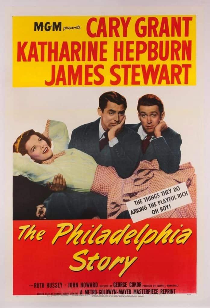 قصة فيلادلفيا The Philadelphia Story 1940