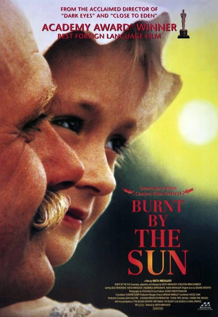 Burnt by the Sun 1994