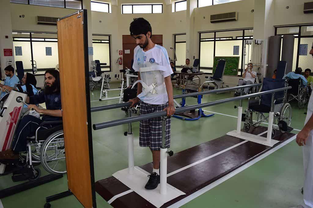 خدمات-العلاج-الطبيعي مستشفى عبد اللطيف جميل