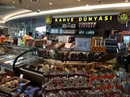 دنيا القهوة Kahve Dunyasi متجر القهوة التركية