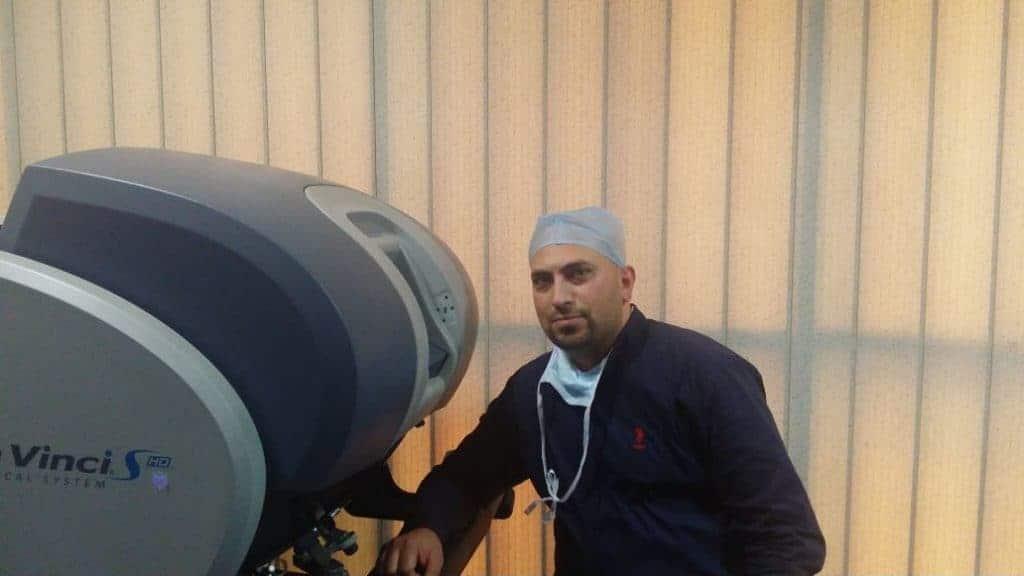 الدكتور محمد الخاروف