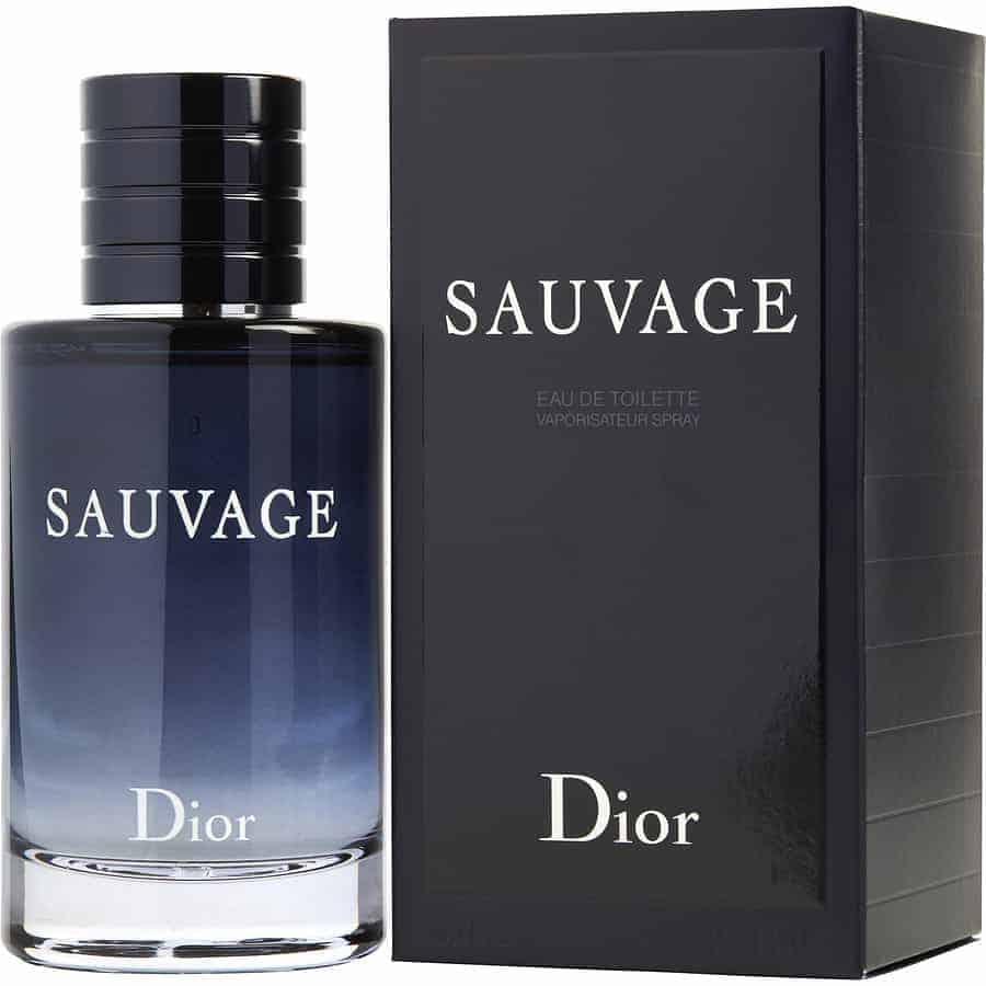 ديور سافاج إي دو تواليت Dior Sauvage Eau De Toilette