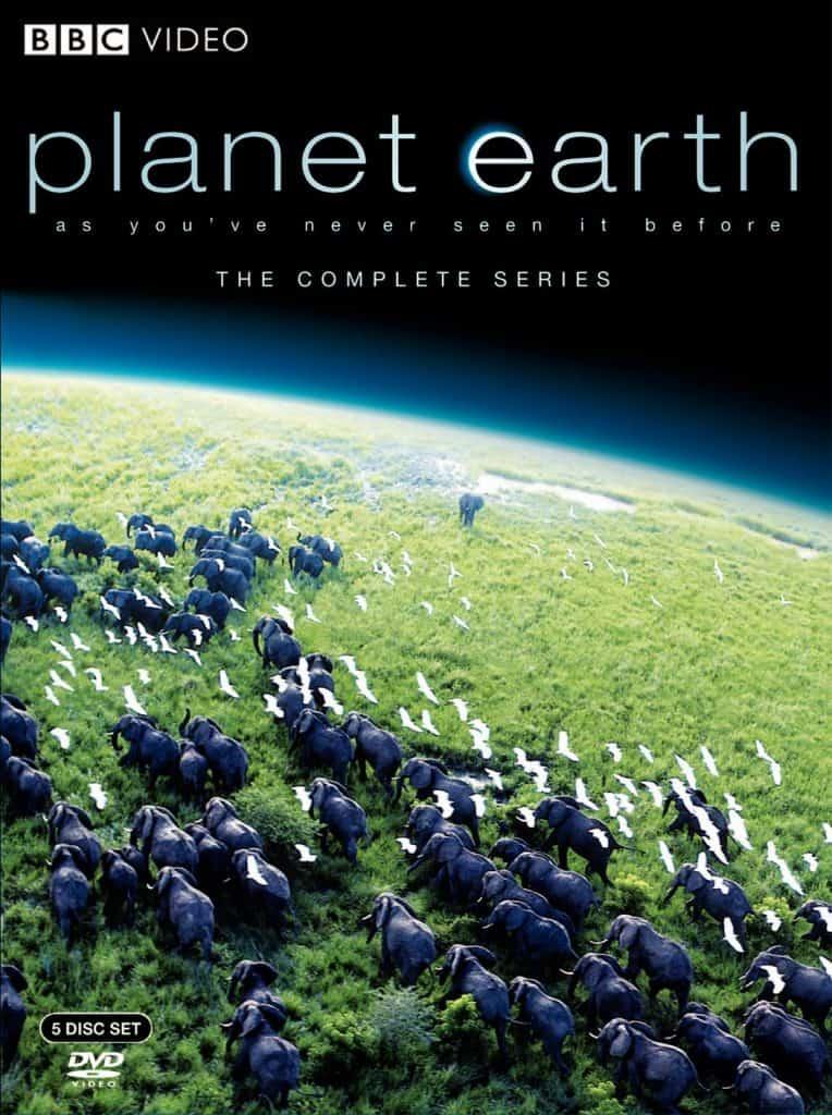 سلسلة كوكب الأرض (2006) Planet Earth