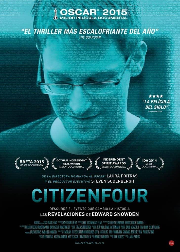 المواطن الرابع (Citizenfour (2014