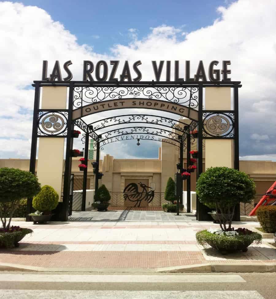 لاس روزاس اوت لت ( Las rozas Outlet) أفضل أوت لت في اوروبا وأهم الماركات الأوروبية