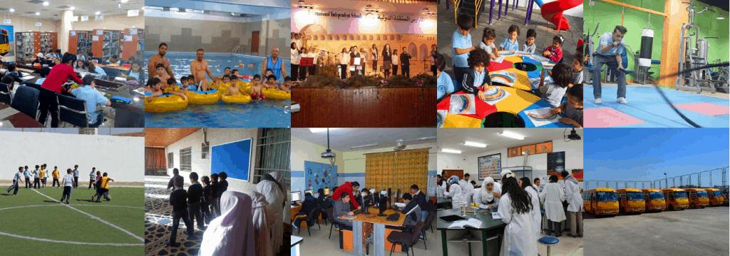 المدارس المستقلة الدولية من افضل مدارس الأردن
