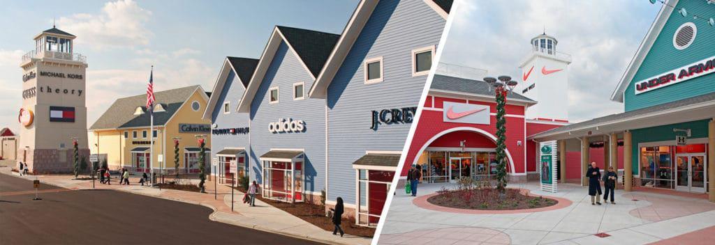 جيرسي شور بريميوم اوت لت (Jersey Shore Premium Outlets)