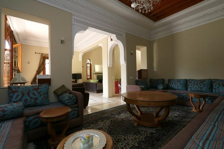 Majestic Marrakesh Villa