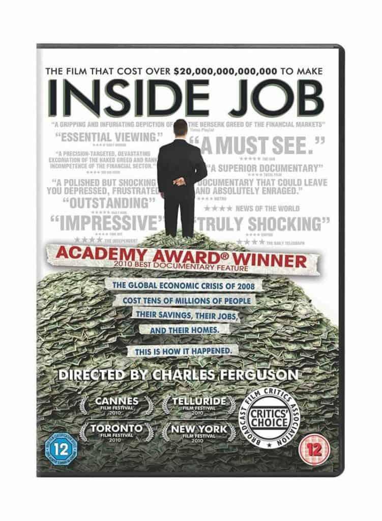 وظيفة داخلية (Inside Job (2010