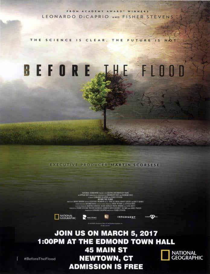 قبل الطوفان (Before the flood (2016  افضل الافلام الوثائقية
