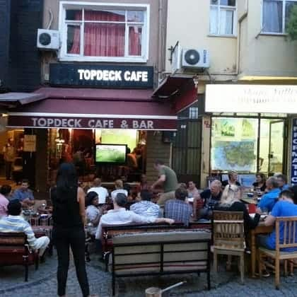 Topdeck Cafe & Bar