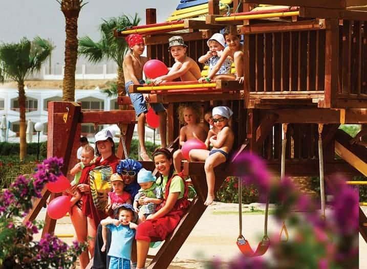 منتجعات الاطفال في شرم الشيخ