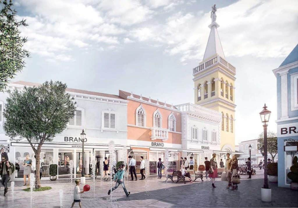 ديزاينر أوت لت كرواتيا ( Designer Outlet Croatia )