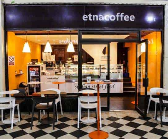 Etnacoffee London