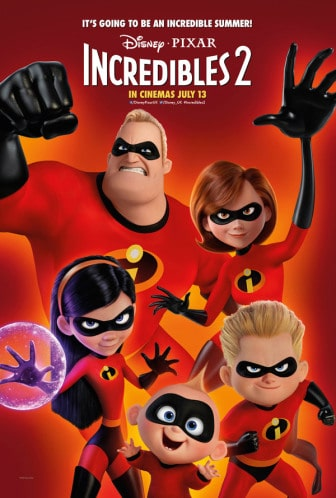 أبطال خارقون 2 (Incredibles 2)