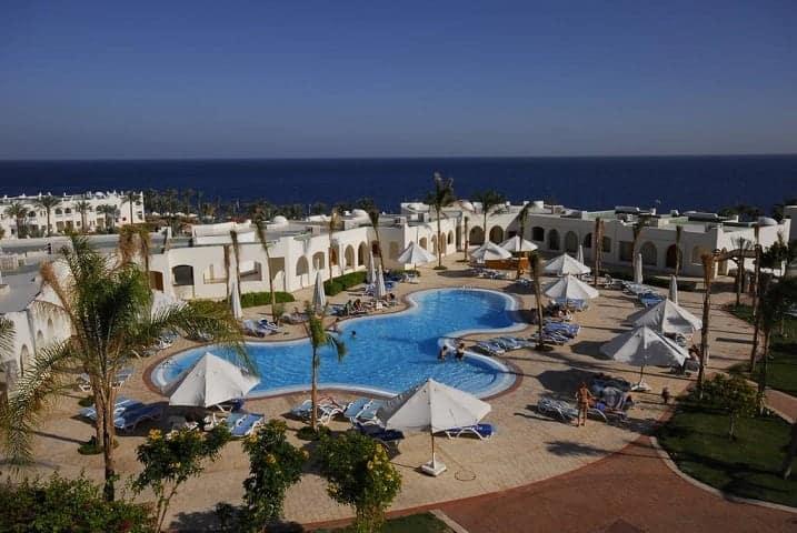 منتجع صن رايز دايموند Sunrise Diamond Beach Resort في شرم الشيخ