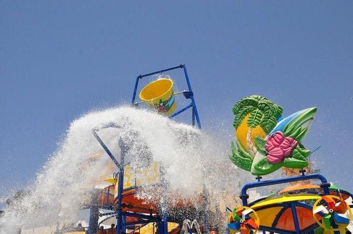ملاهي منتجع صن رايز دايموند Sunrise Diamond Beach Resort في شرم الشيخ
