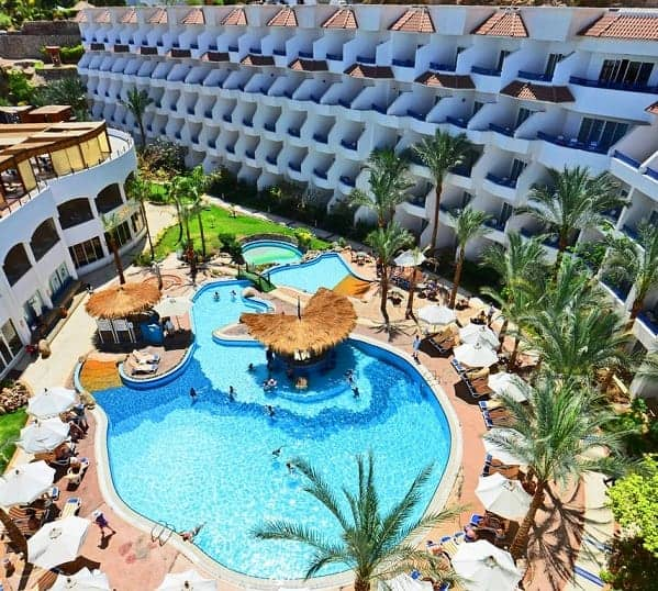 فندق تروبيتل نعمة باي شرم الشيخ