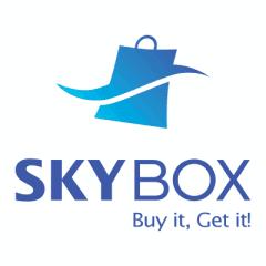 سكاي بوكس skybox من DHL