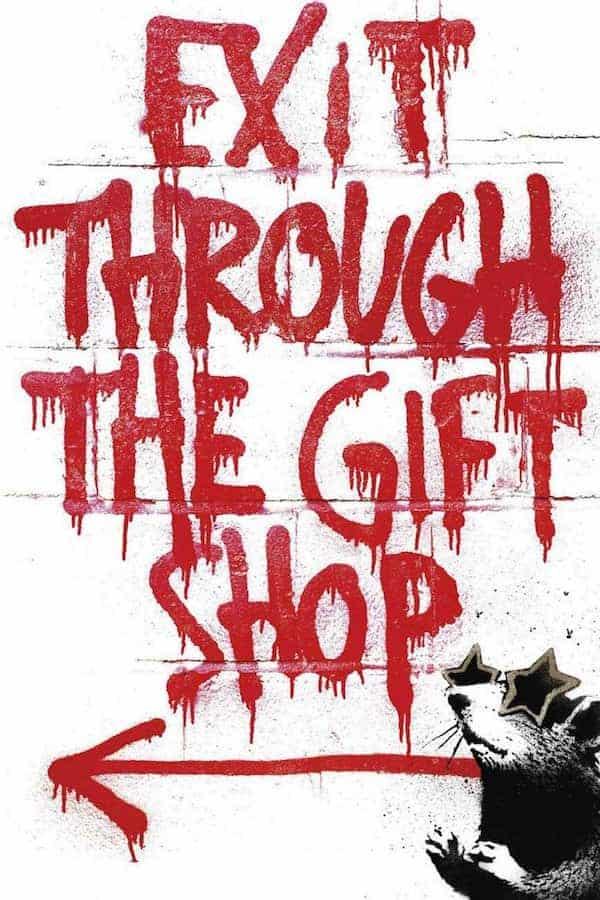 الخروج من متجر الهدايا (2010) Exit Through The Gift Shop