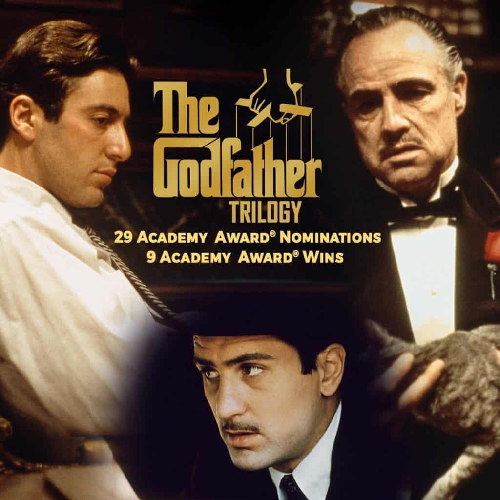 The Godfather (ثلاثية العراب)