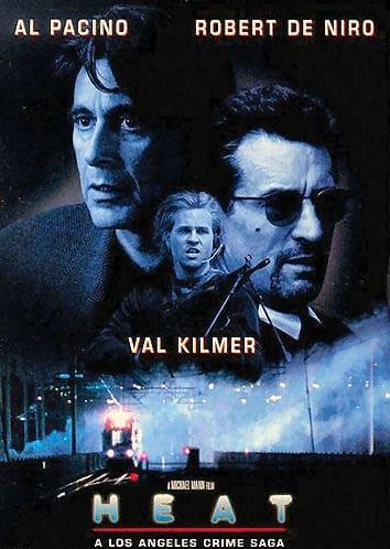 Heat 1995 (حرارة) من افضل أفلام الجريمة والغموض