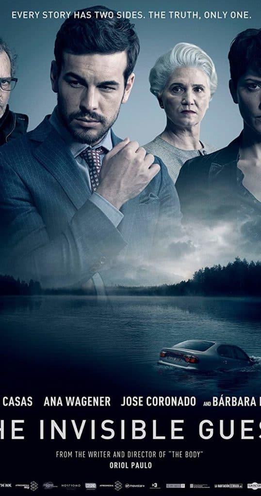 The Invisible Guest 2016 (الضيف الخفي) من افضل افلام الجريمة والاكشن