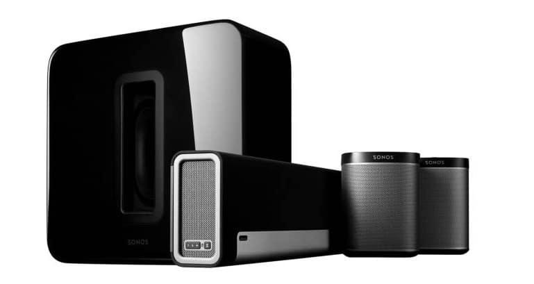 مسرح سونس المنزلي Sonos 5.1 Home Theater System