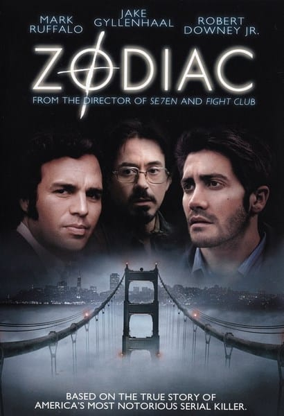 Zodiac 2007 (زودياك) افلام جريمة وغموض 2018 أفضل أفلام الجريمة والغموض