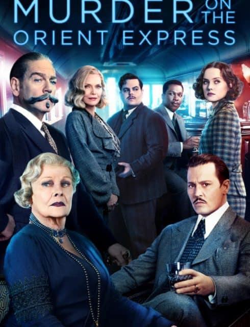 Murder on the Orient Express 2017 (جريمة قتل في قطار الشرق السريع)