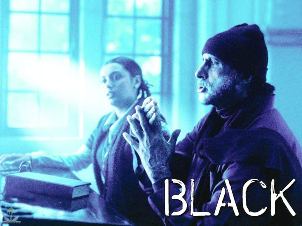 الفيلم الهندي Black من افضل الافلام الهندية وأهم افلام بوليوود