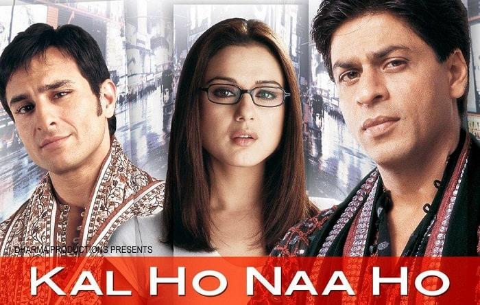 فيلم غداً قد يأتي و قد لا يأتي Kal ho naa ho من افضل الافلام الهندية