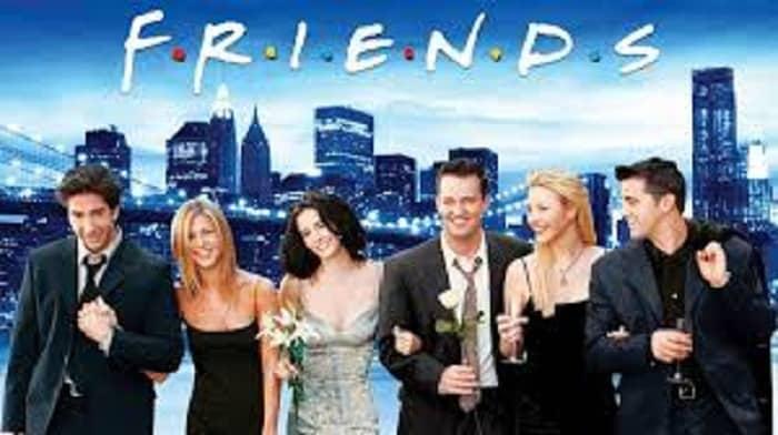 فريندز افضل المسلسلات الكوميدية الاجنبية