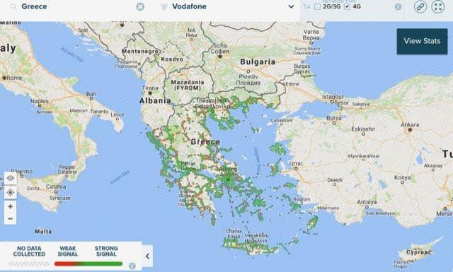 فودافون اليونان