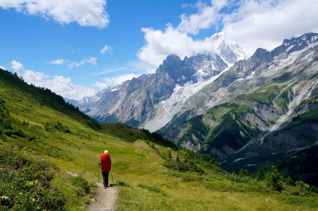 تور دو مونت بلانك Tour du Mont Blanc  افضل اماكن الهايكنق في العالم