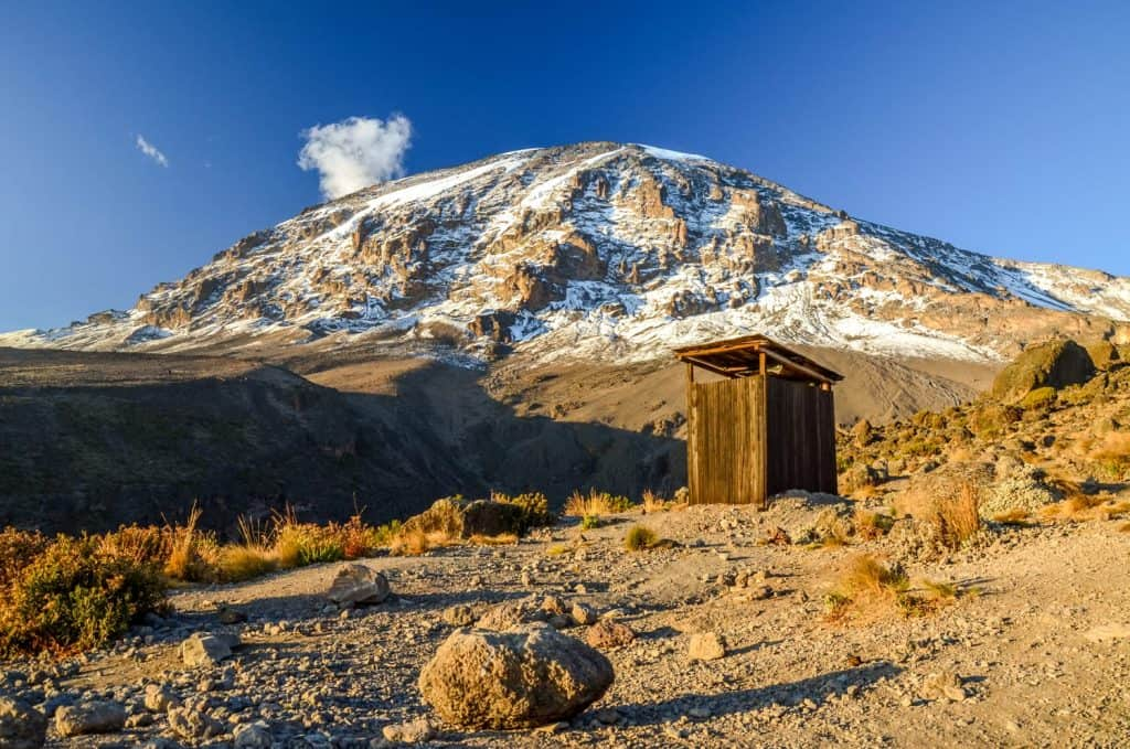 جبل كليمنجارو Mount Kilimanjaro