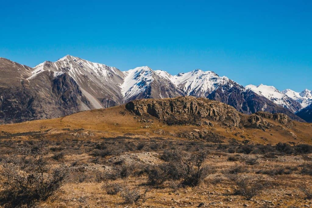 افضل اماكن الهايكنق في العالم تي أراروا تريل Te Araroa Trail
