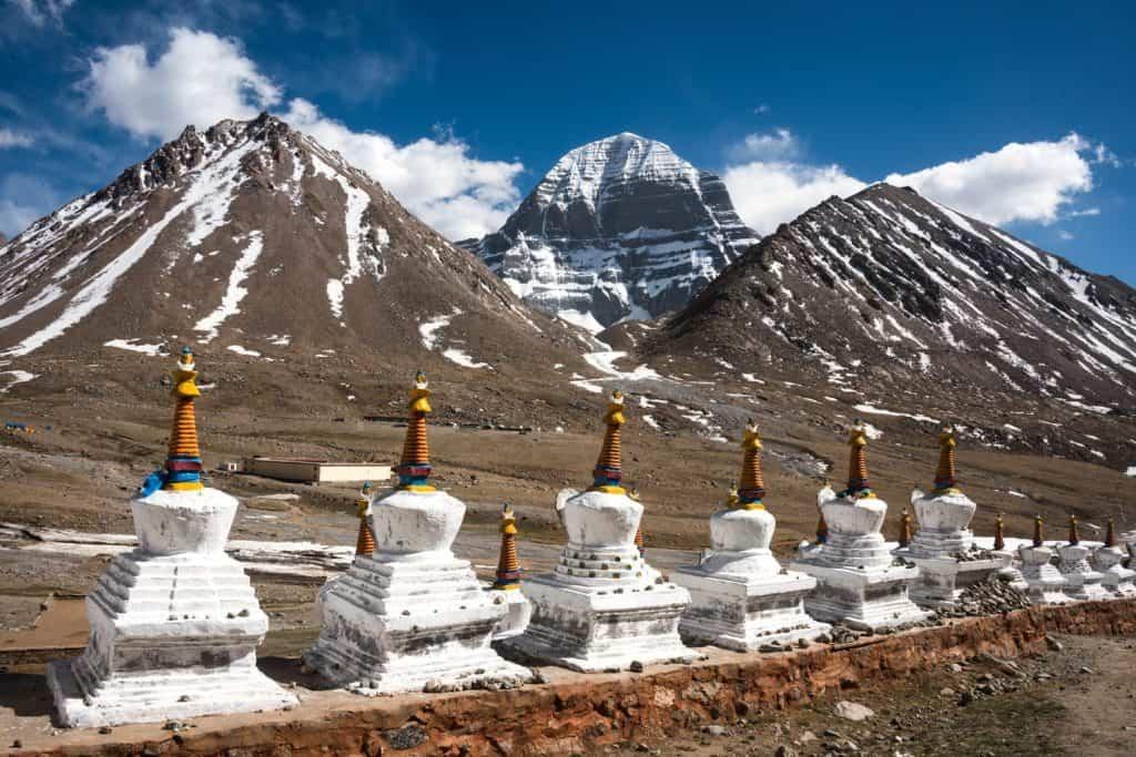 افضل اماكن الهايكنق في العالم مونت كايلاش تريك Mount Kailash Trek