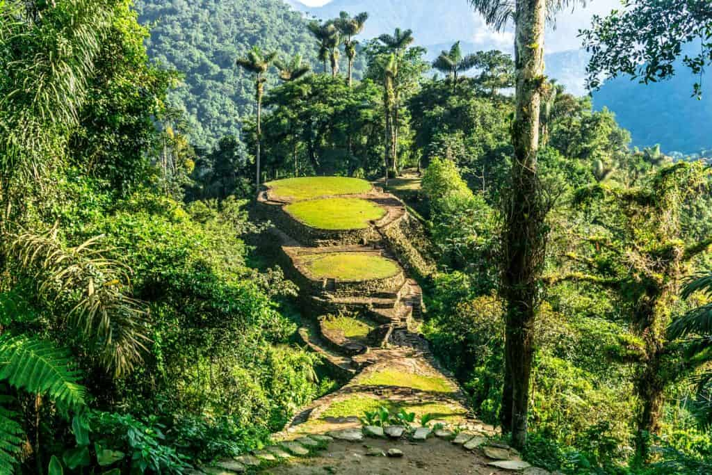 لا سيوداد بيردا (لوست سيتي تريك) La Ciudad Perdida Lost City Trek