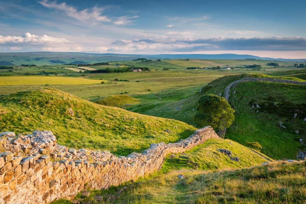 هادريان وول باث Hadrian's Wall Path